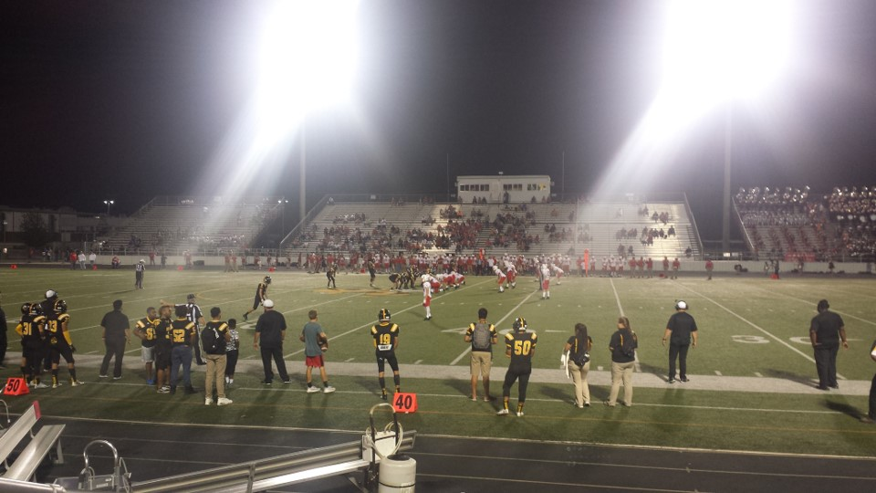 D. W. Rutledge Stadium – Judson Independent School District (ISD)
