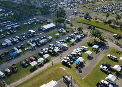 Homestead-Miami Speedway Tailgating Area