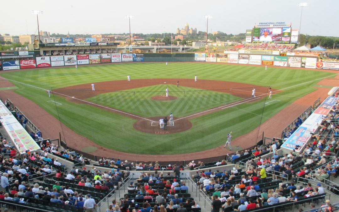 Des Moines Named Best Minor League Sports Market