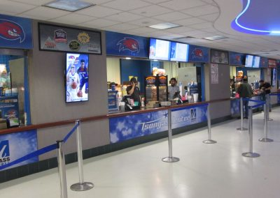 Tsongas Center Concession Stand
