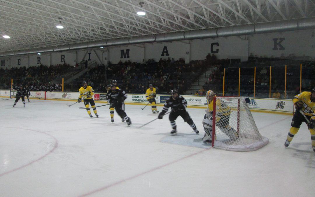 Merrimack College Moving Up To Division One
