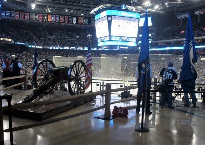 Nationwide Arena Cannon