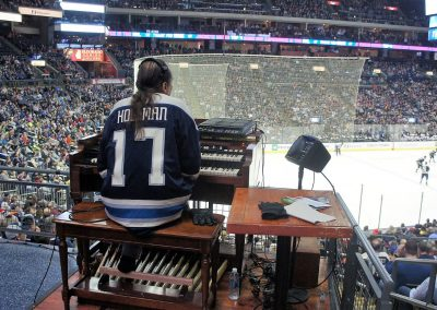Nationwide Arena Organist