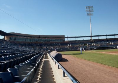 Peoria Sports Complex Stadium View