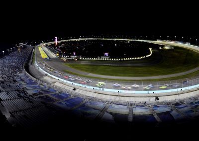 Night Racing at Homestead-Miami Speedway