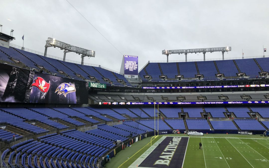 M&T Bank Stadium – Baltimore Ravens