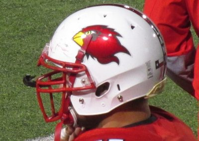 Provost Umphrey Stadium, Lamar Cardinals Player