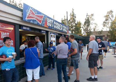 LoanMart Field Concession Stands