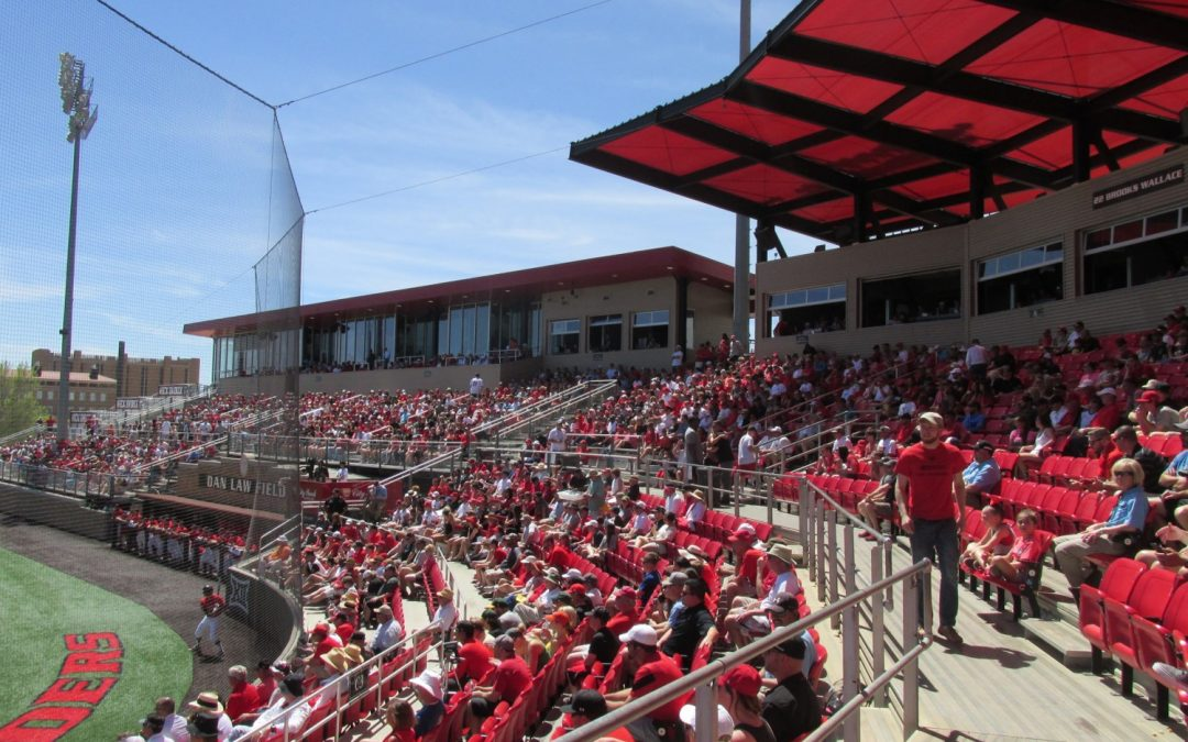 Dan Law Field at Rip Griffin Park – Texas Tech Red Raiders
