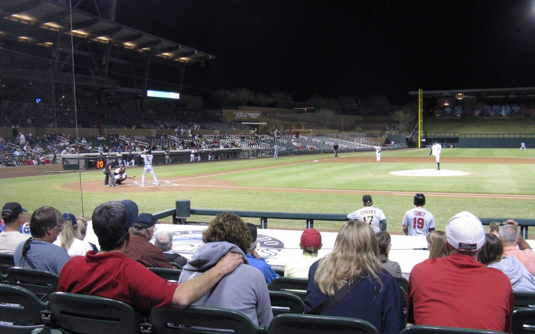 Salt River Fields at Talking Stick – Salt River Rafters