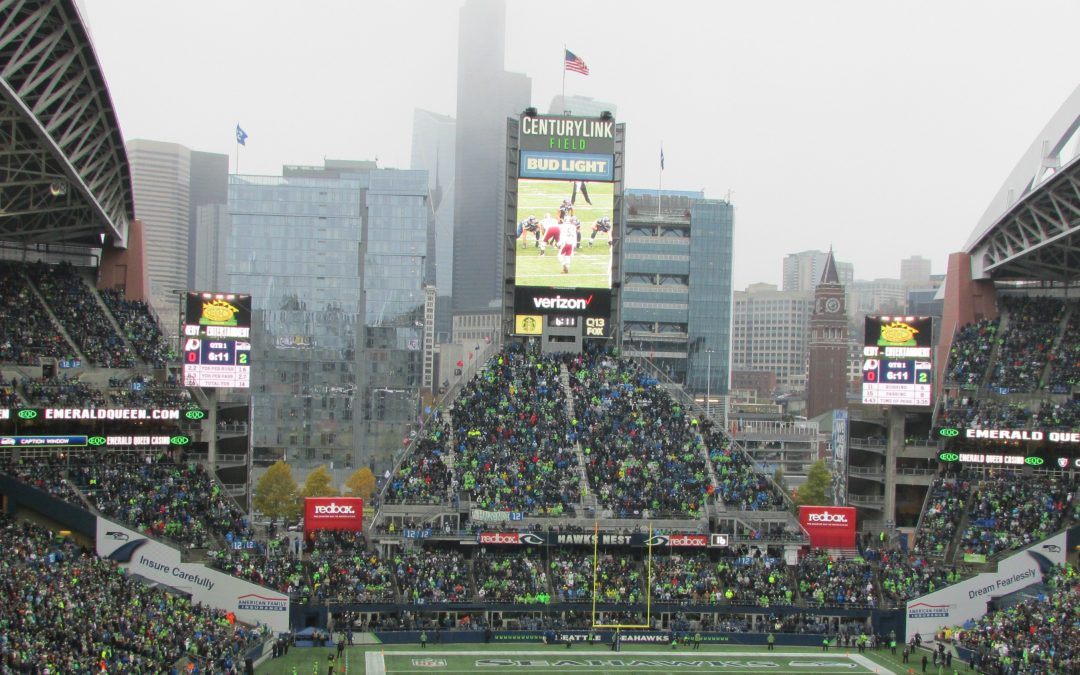 CenturyLink Field – Seattle Seahawks