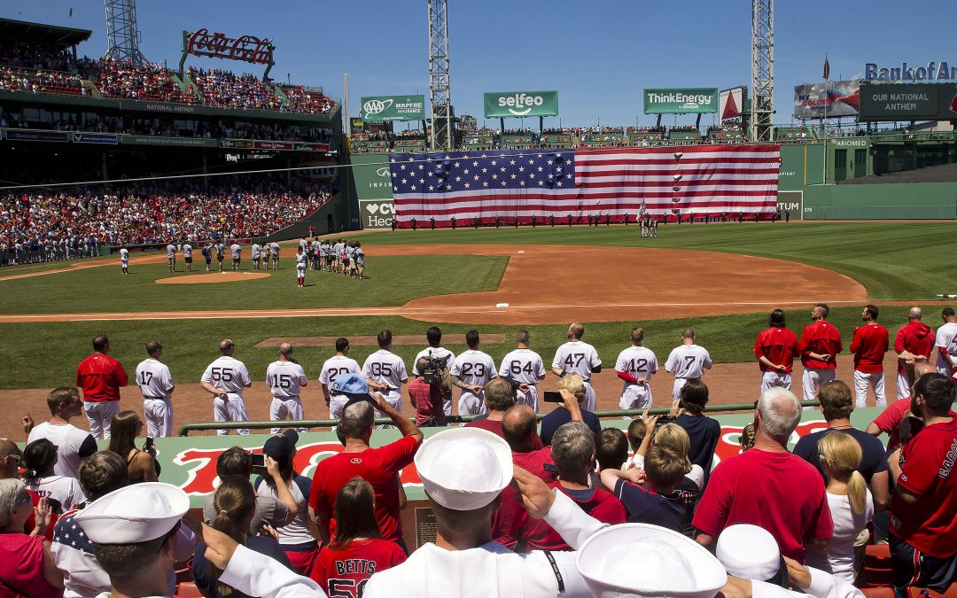 Fenway Park – Boston Red Sox