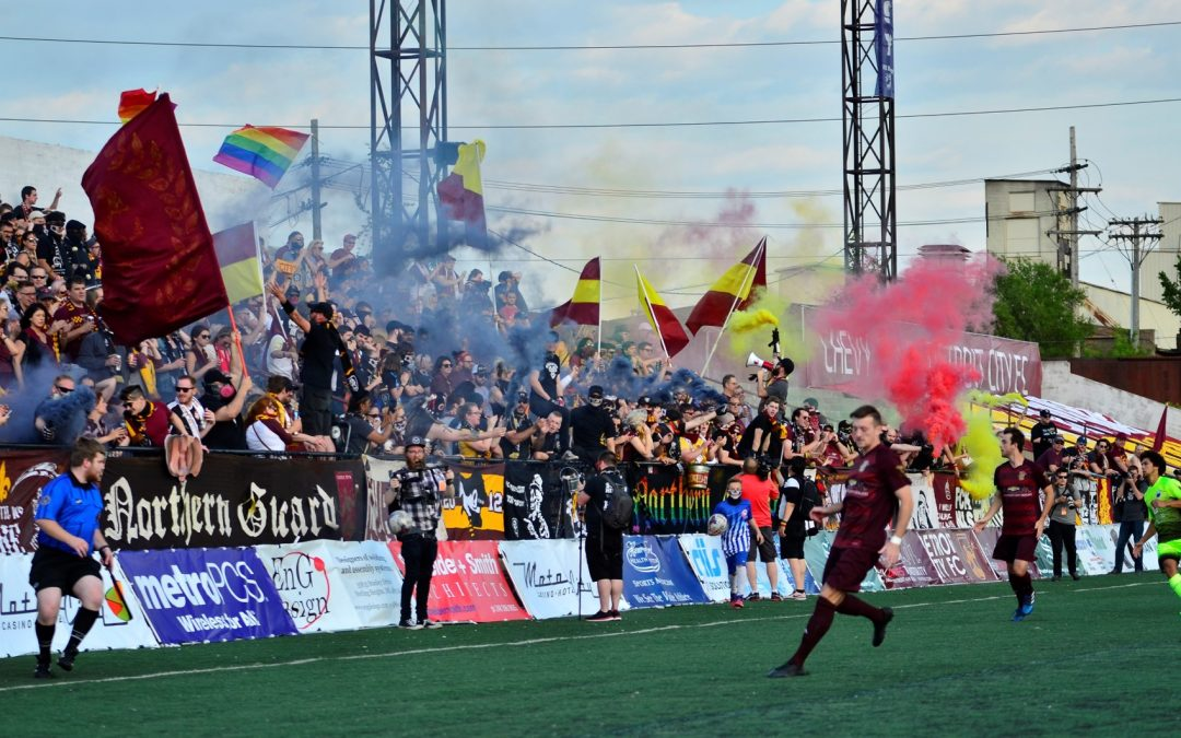 Keyworth Stadium – Detroit City FC