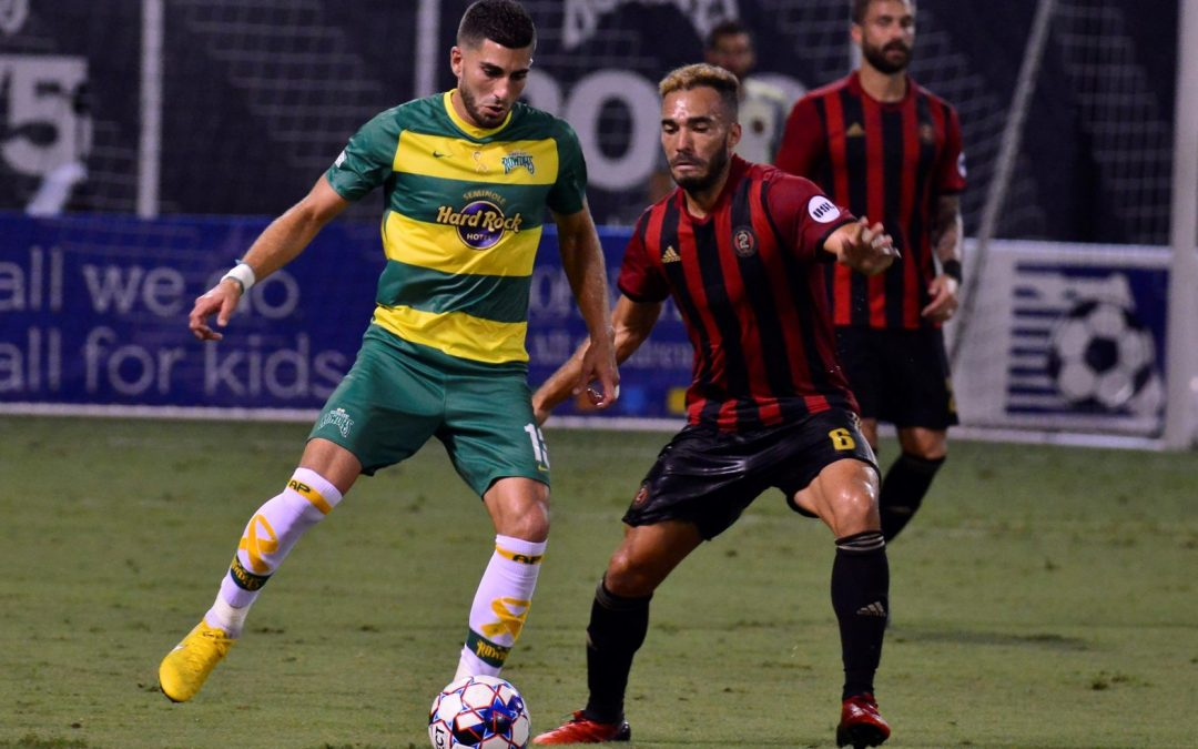 Tampa Bay Rowdies Sold