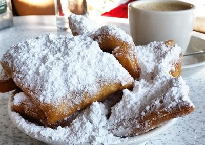 Beignet at Cafe Du Monde