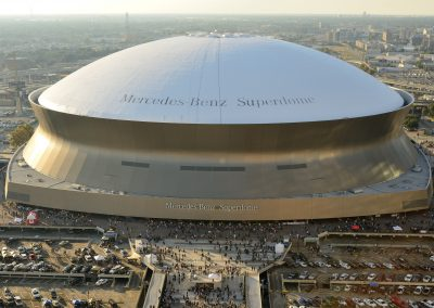 Sunday Afternoon at Superdome