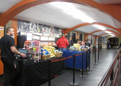 Baker Rink Concessions