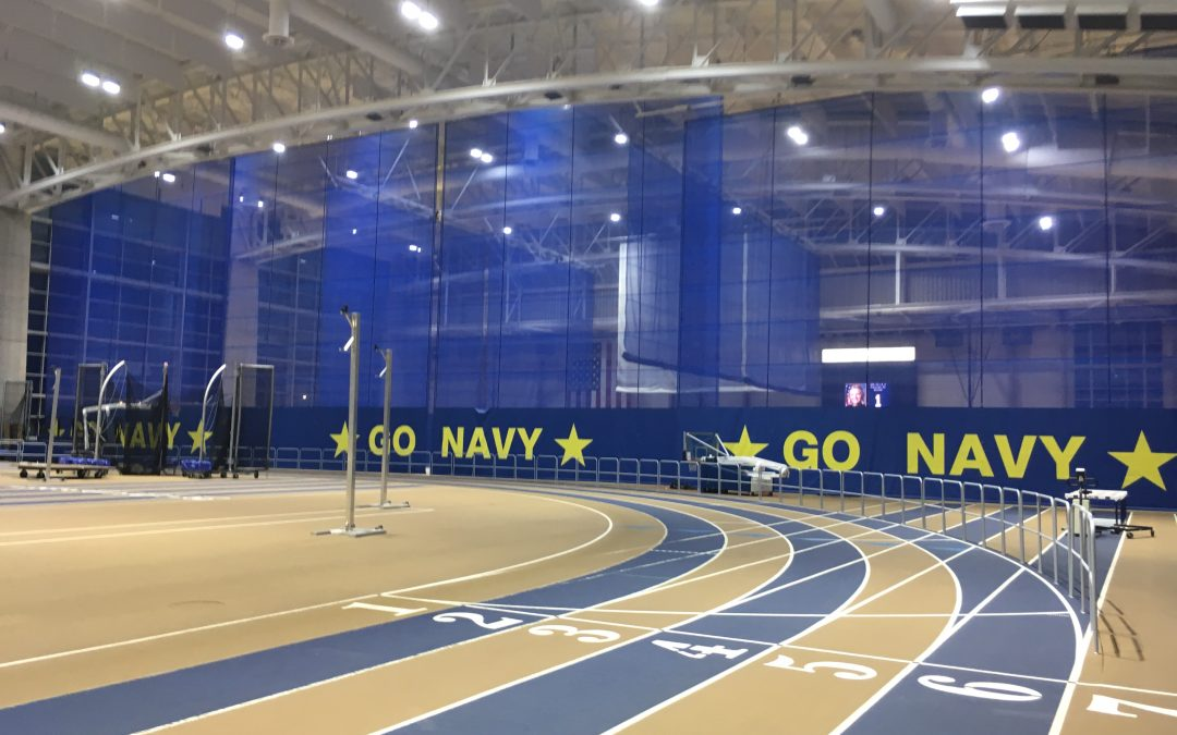 Wesley Brown Field House – Navy Midshipmen Volleyball