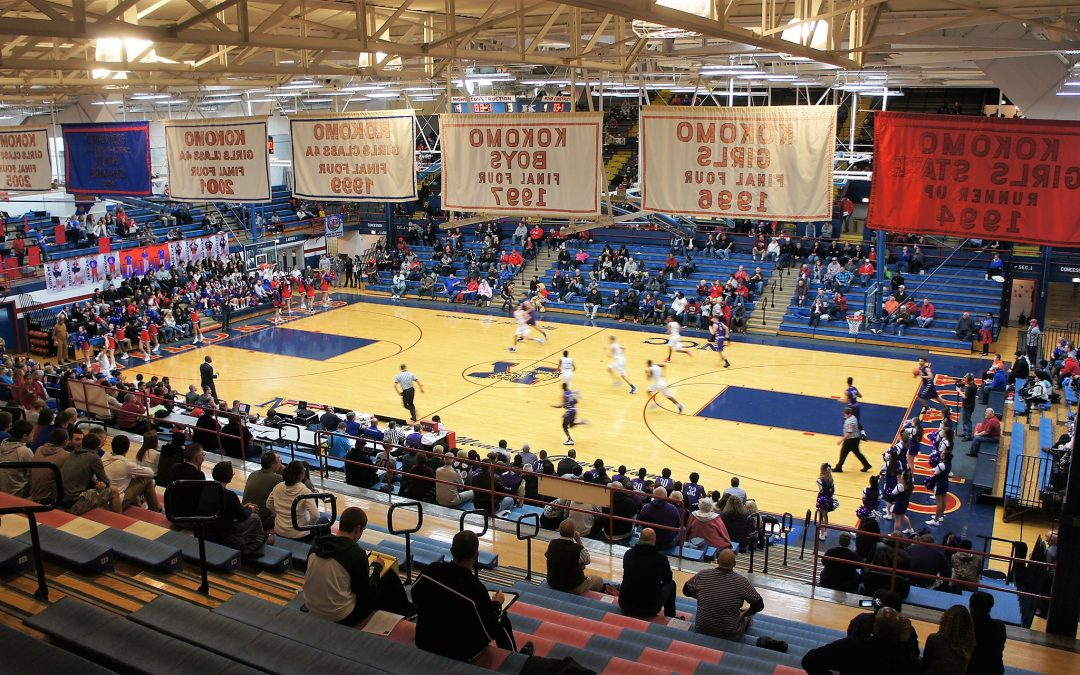Kokomo Memorial Gymnasium – Kokomo High School Wildkats