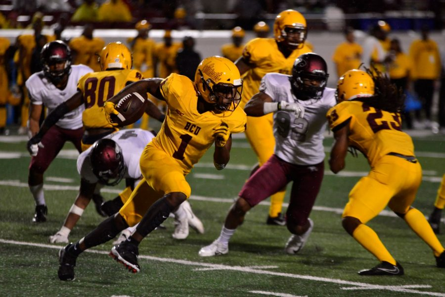 Larry Kelly Field at Municipal Stadium, Bethune-Cookman Wildcats Game Action