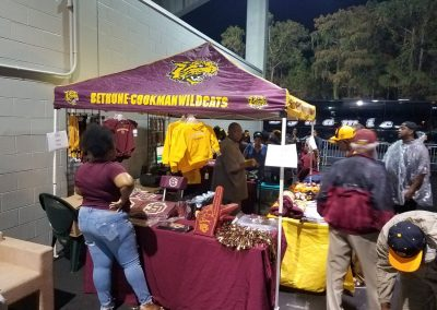 Larry Kelly Field at Municipal Stadium, Bethune-Cookman Wildcats Team Store