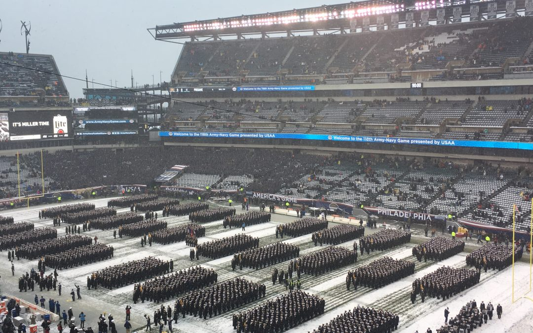 Lincoln Financial Field – Army/Navy Game – Philadelphia