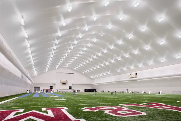 Mcferrin Athletic Center Plays Integral Role On Texas A Amp M