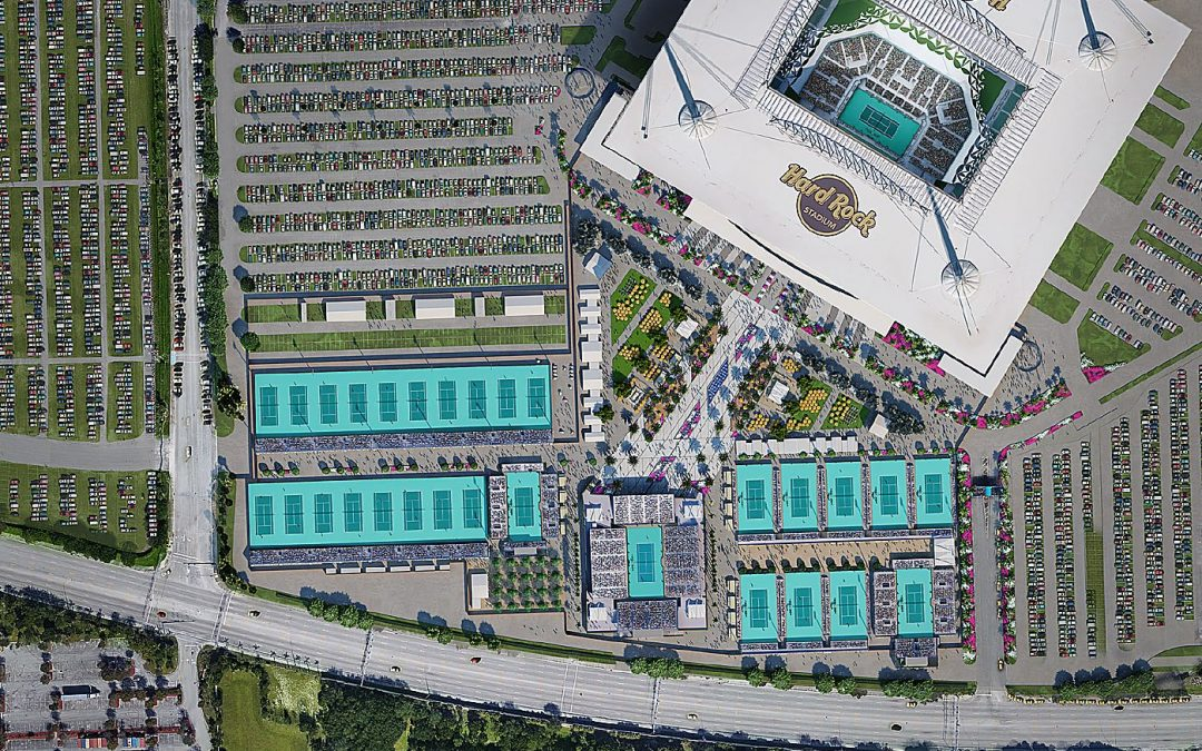 Miami Open Move to Hard Rock Stadium Set for 2019