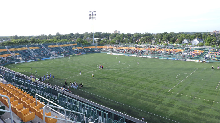 Rochester Rhinos Evicted From Capelli Stadium