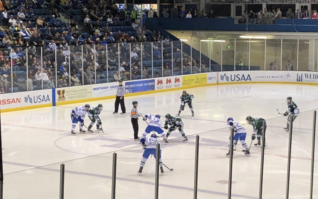 Cadet Ice Arena – Air Force Falcons