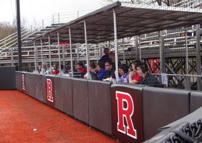 Bainton Field Press Box