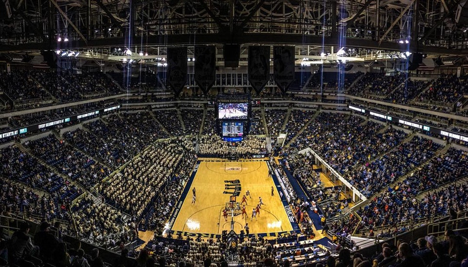 Petersen Events Center – Pittsburgh Panthers