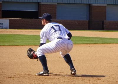 Bud Metheny Baseball Complex, Old Dominion Monarchs in Action