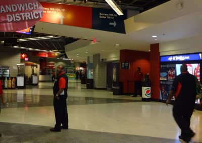 Capital One Arena, Concourse