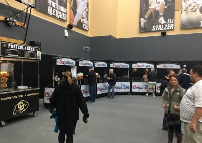 Coors Event Center Concessions