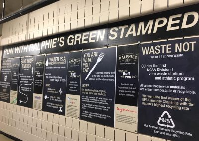Coors Event Center Zero Waste Program