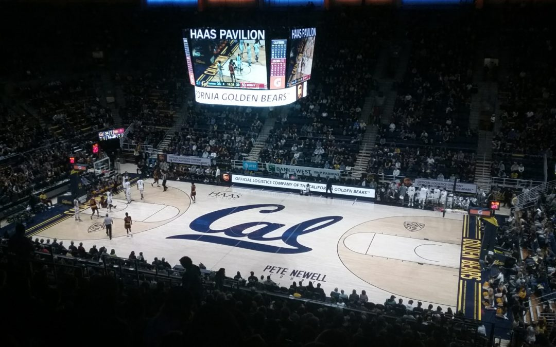 Haas Pavilion – California Golden Bears