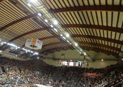Cassell Coliseum Roof