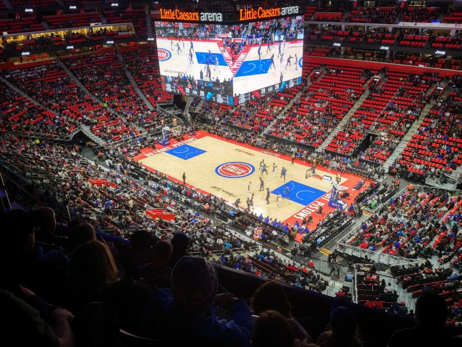 Little Caesars Arena – Detroit Pistons | Stadium Journey