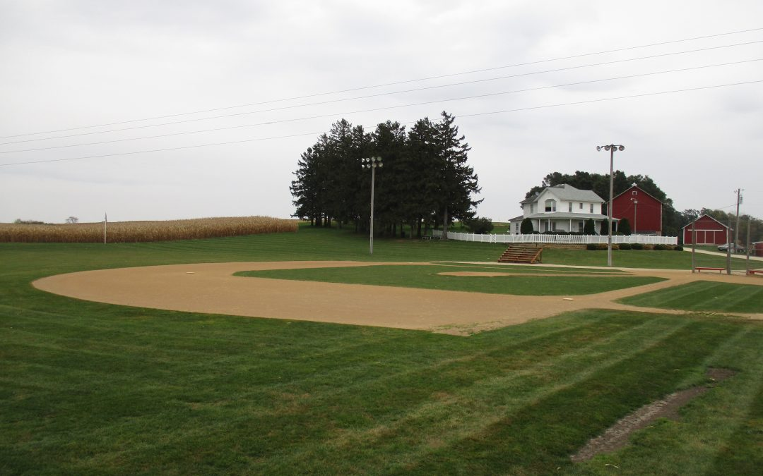 Field of Dreams Site Vandalized