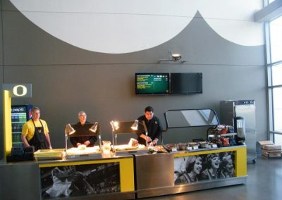 Matthew Knight Arena Concessions