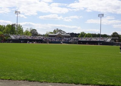 Plumeri Park, View from the Outfield