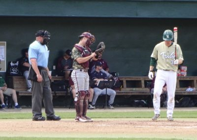 Plumeri Park, William & Mary Tribe Comes to the Plate