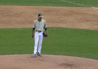 Plumeri Park, William & Mary Tribe on the Mound