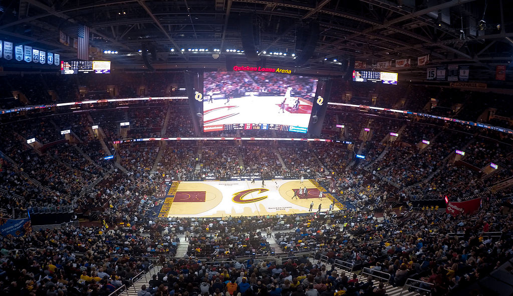 Quicken Loans Arena Set For Renovation