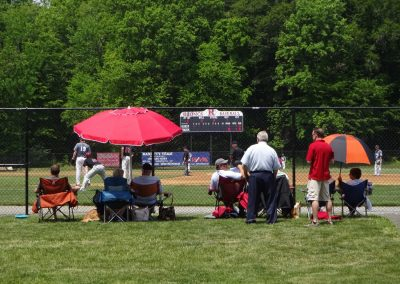 Sonny Pittaro Field, Fans Watching from the Grass