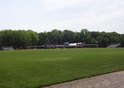 Sonny Pittaro Field, View from Behind Center Field