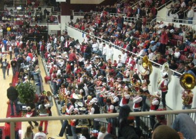Stanford Band at Roscoe Maples Pavilion