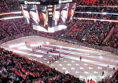Prudential Center National Anthem