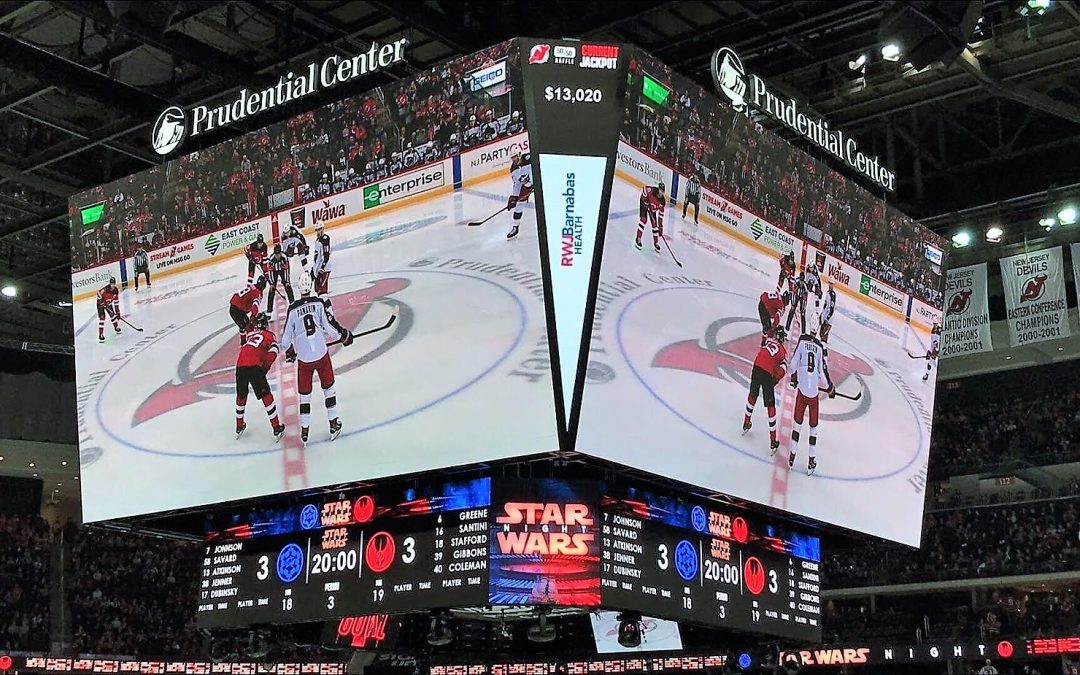 Prudential Center – New Jersey Devils